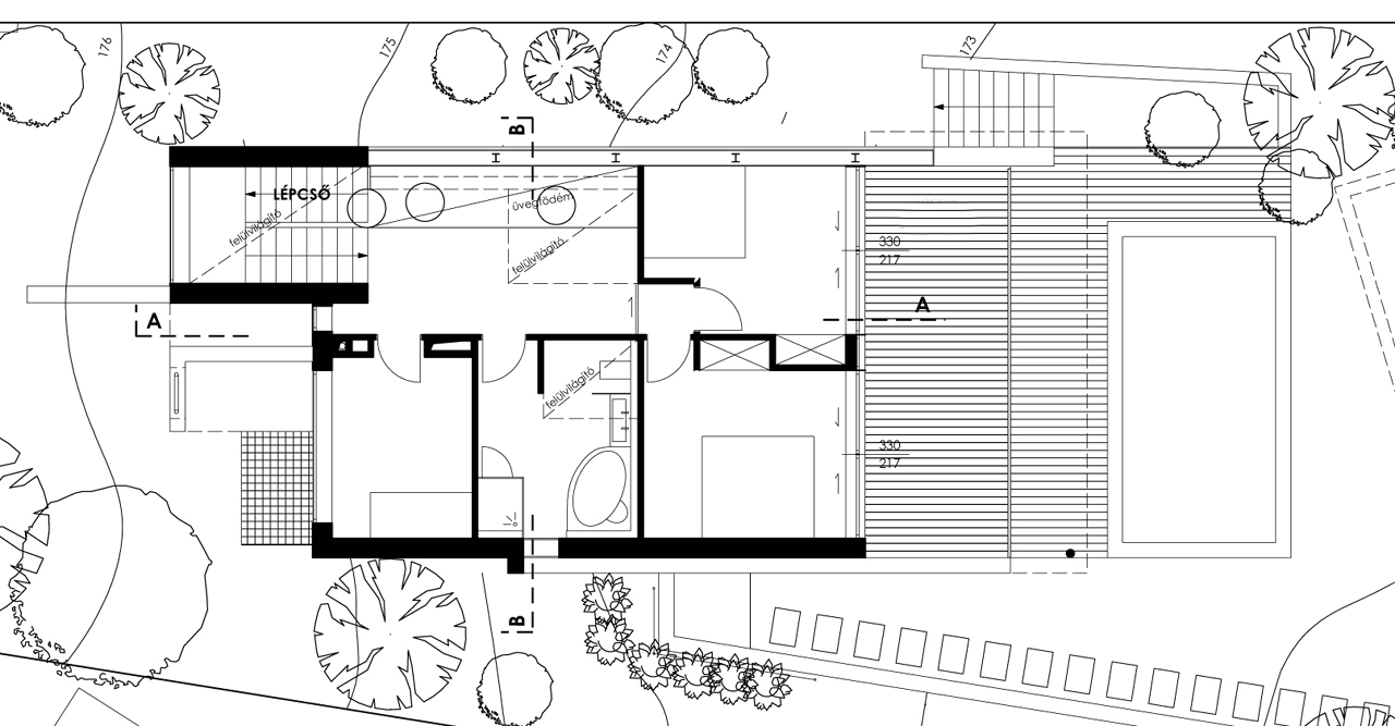 mercial Kitchen Design Plans Excellent Creative Storage New In  mercial Kitchen Design Plans besides Weekend House At The Lake Balaton further Floor Plans Building Plan Ex les Home 3 together with House Plans With Grand Staircase also Mobel Zum Ausschneiden. on mini house floor plans