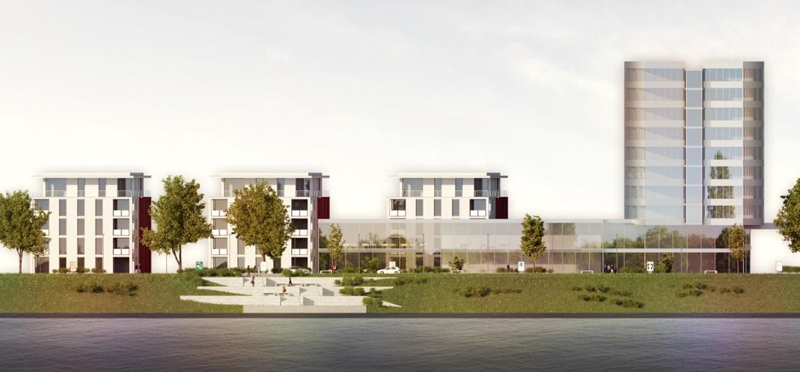 Nice modern hotel in germany attila balogh visuals for Moderne hotels deutschland